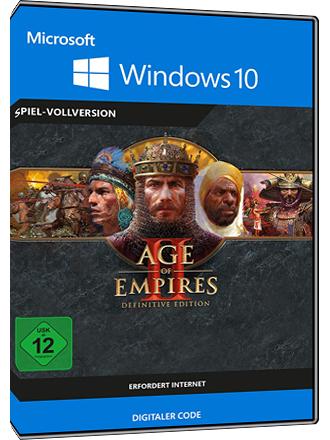 Age Of Empires II - Definitive Edition sur PC (Dématérialisé)