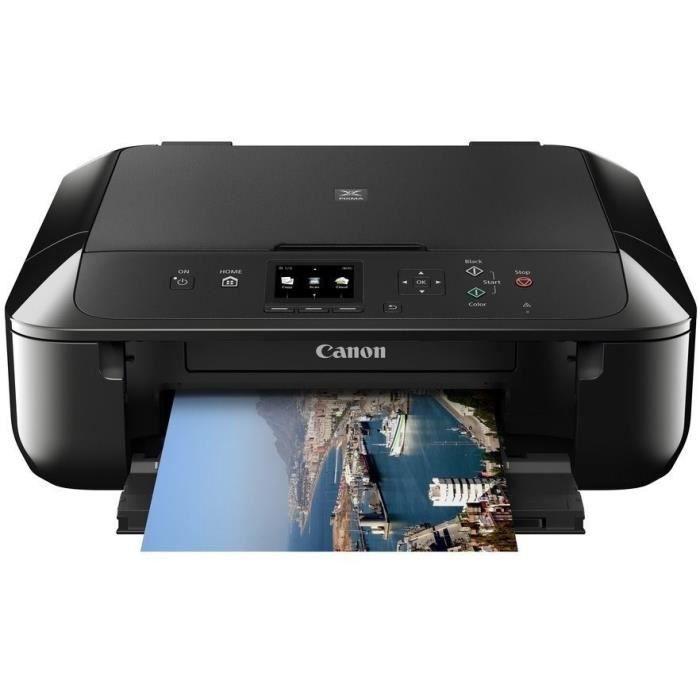 Imprimante multifonctions Canon MG 5750 - Noir