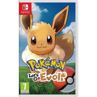Pokémon Let's Go Evoli ou Pikachu sur Nintendo Switch - Evreux (27)