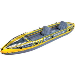 Kayak gonflable Zray St Croix - 2 places