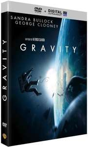 DVD + Copie Digitale Gravity - Oscar 2014