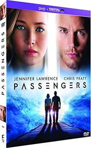 Film Passengers en DVD + Copie Digitale