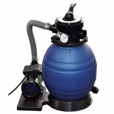 Pompe à Filtre à Sable vidaXL (11000 l/h) - 400W