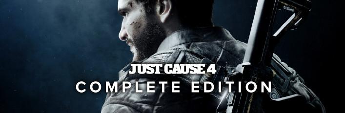 Just Cause 4 Complete Edition sur PC (Dématérialisé)