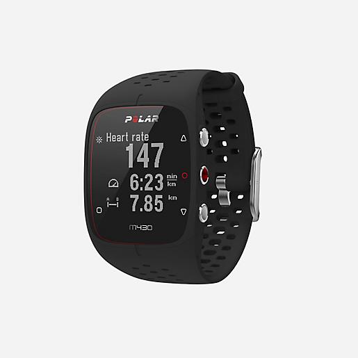 Montre GPS Polar M430 avec cardiopoignet