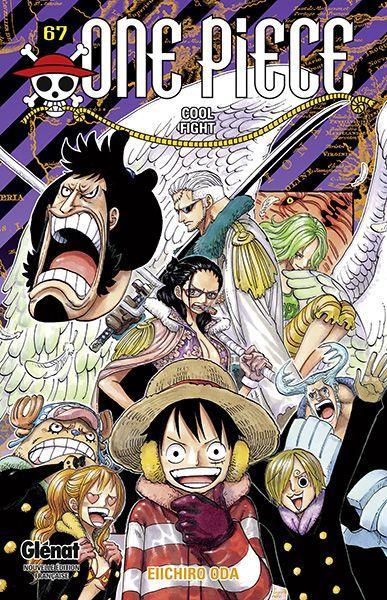 Sélection de Mangas en promotion - Ex : One Piece Tome 67
