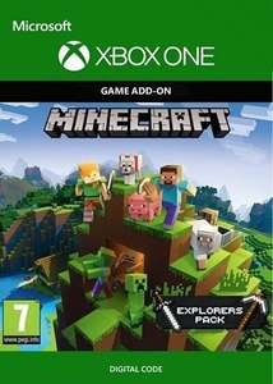 Minecraft sur Xbox One (Dématérialisé)