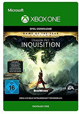 Sélection de jeux vidéos Xbox One en promotion (Dématérialisés) - Ex : Dragon Age: Inquisition: Game of the Year