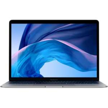 "PC Portable 13.3"" Apple MacBook Air (2019) - i5 bicoeur 1,6 Ghz, 8 Go RAM, 128 Go SSD, Gris sidéral"