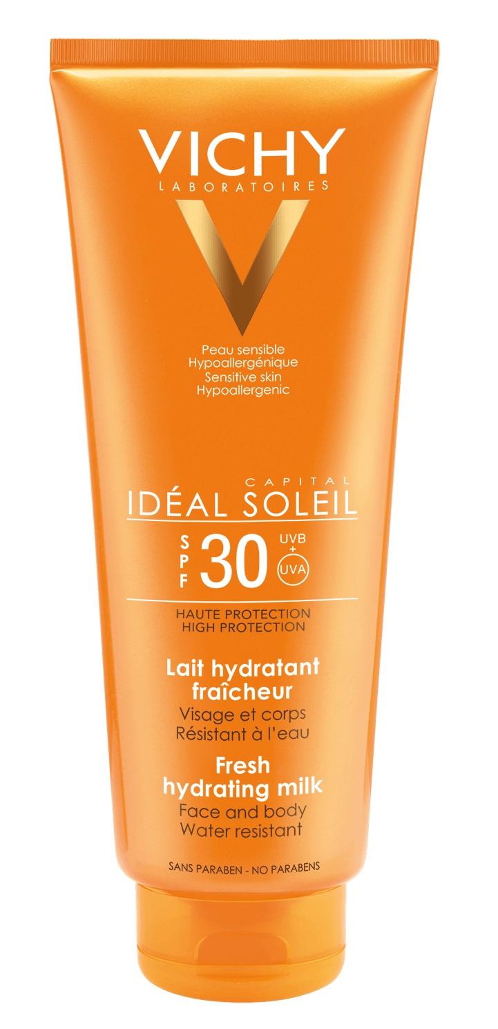 Sélection de produits Beauté en promotion - Ex : Lait Solaire Vichy Capital Idéal Soleil SPF 30 300 ml (via 4,18€ sur la carte de fidélité)