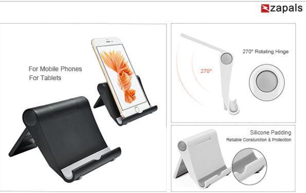 Support Smartphone ou Tablette  (Frais de port inclus)
