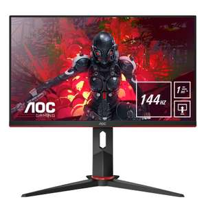 "Ecran PC 24"" AOC 24G2U/BK - Full HD, 144 Hz, Dalle IPS, 1 ms, FreeSync"