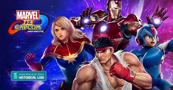 Marvel vs. Capcom : infinite sur PC (Dématérialisé - Steam)