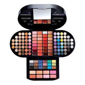 Palette de maquillage brillante
