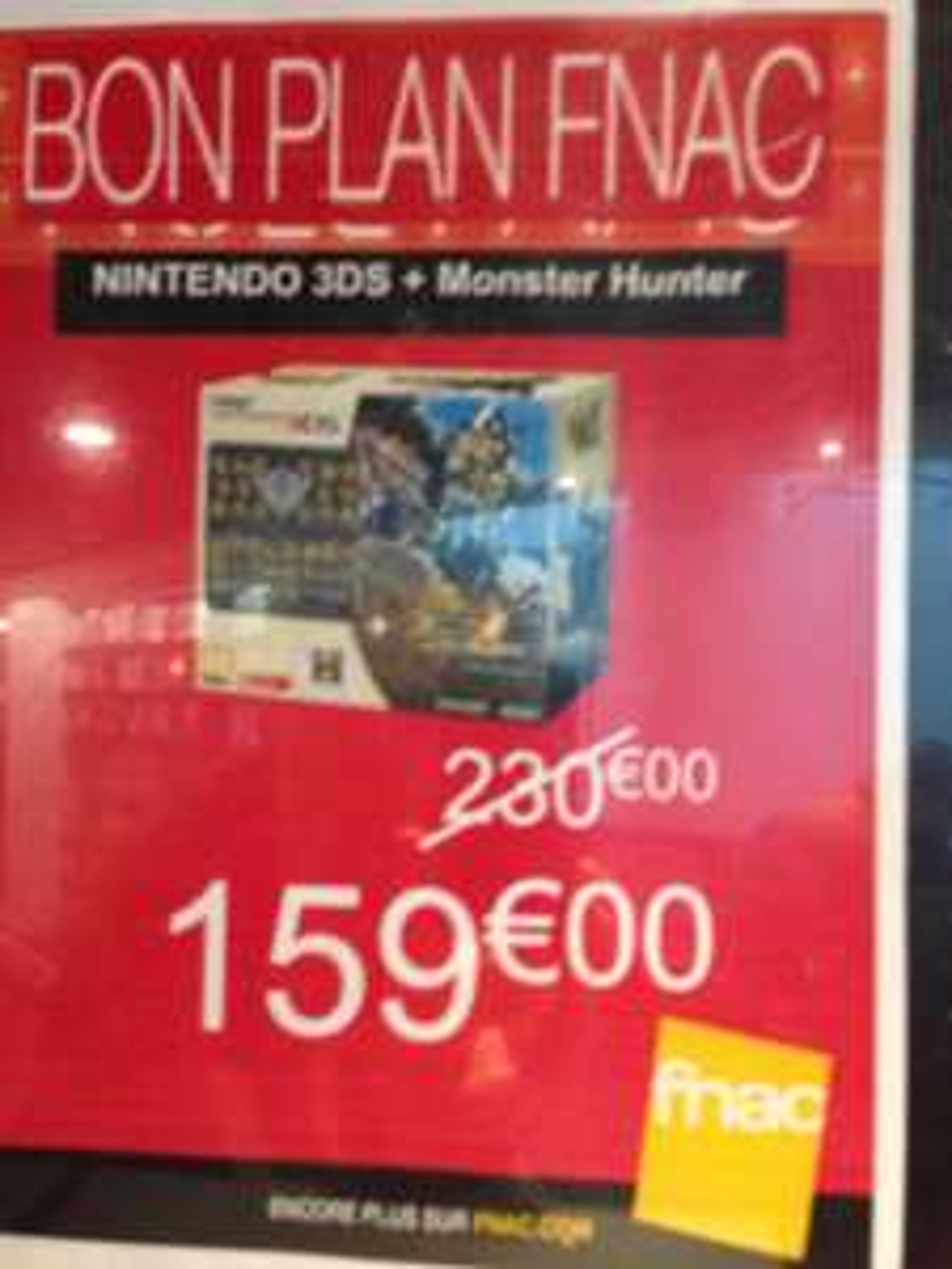 Console Nintendo New 3DS Monster Hunter 4
