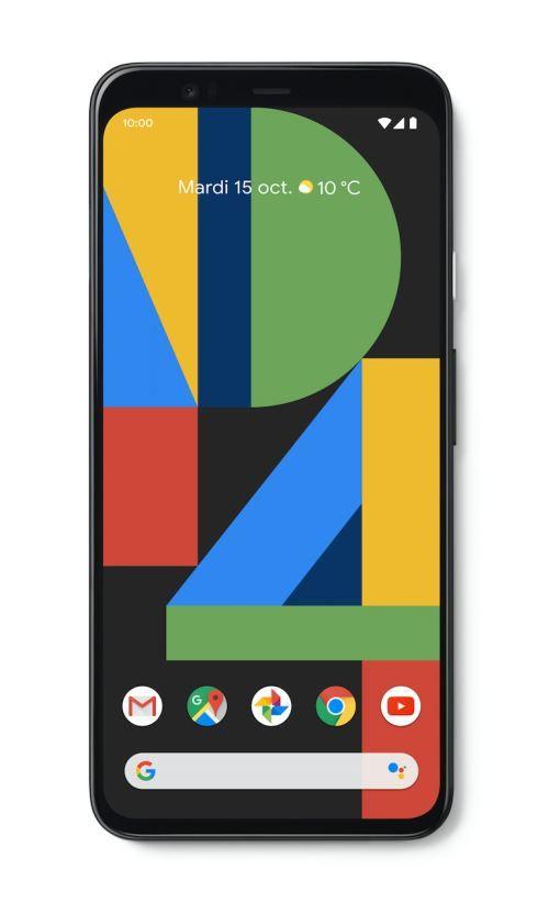 "Smartphone 6.3"" Google Pixel 4 XL - 64 Go, Noir"