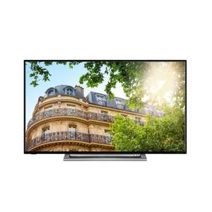 "TV LED 58"" Toshiba 58UL3A63DG - UHD 4K, Smart TV"
