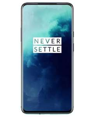 "Smartphone 6.67"" OnePlus 7T Pro - Snapdragon 855, 8 Go de RAM, 256 Go - Bleu"
