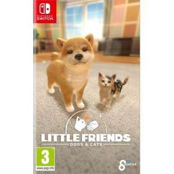 Little Friends Dogs & Cats sur Nintendo Switch