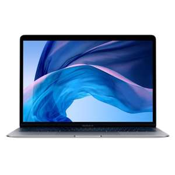 "PC Portable 13"" Apple MacBook Air (2019) - i5 bicoeur 1.6 Ghz, RAM 8 Go, SSD 128 Go, Gris sidéral"