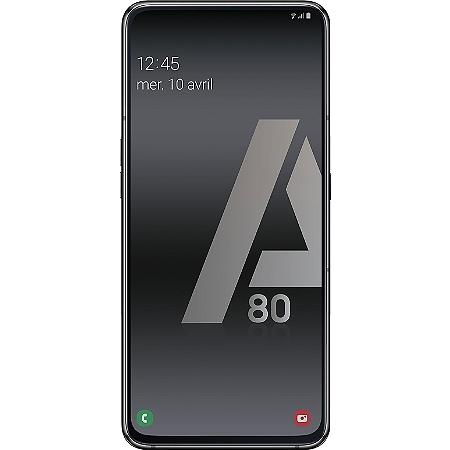 "Smartphone 6.7"" Samsung Galaxy A80 - Full HD+, Snapdragon 730, RAM 8 Go, ROM 128 Go (Plusieurs coloris)"