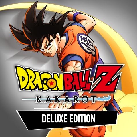 Dragon Ball Z: Kakarot Deluxe Edition sur PS4 (Dématérialisé)