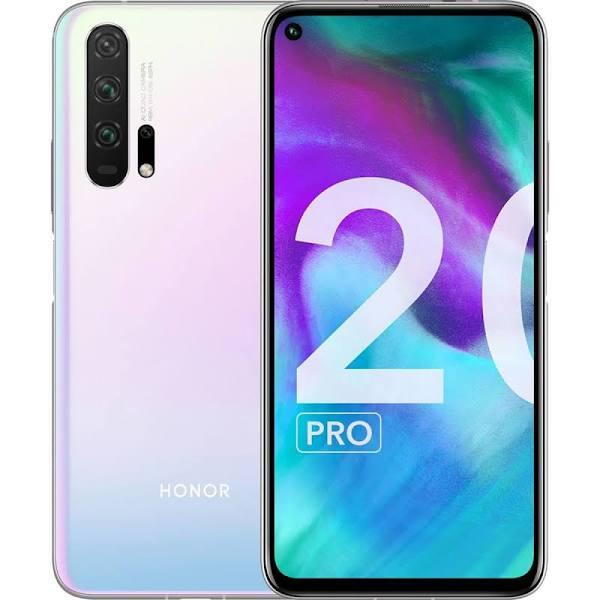 "Smartphone 6.3"" Honor 20 Pro - 256 Go / Icelandic Frost"