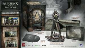 Assassin's Creed Syndicate - Edition Collector Charing Cross sur Xbox One + Bracelet offert