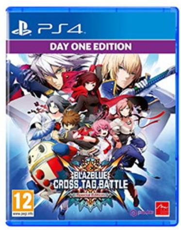 Blazblue Cross Tag Battle Special Edition sur PS4