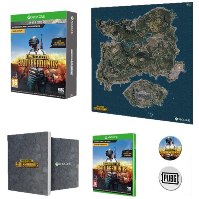 PlayerUnknown's Battlegrounds - PUBG Edition Fnac sur Xbox One