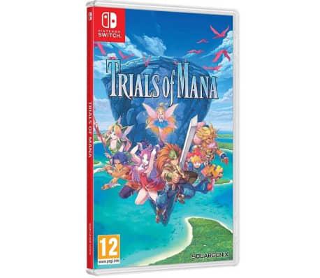 Trials Of Mana sur Nintendo Switch (vendeur tiers)