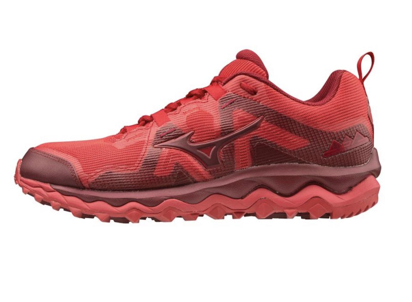Chaussures trail homme Mizuno Wave Mujin 6