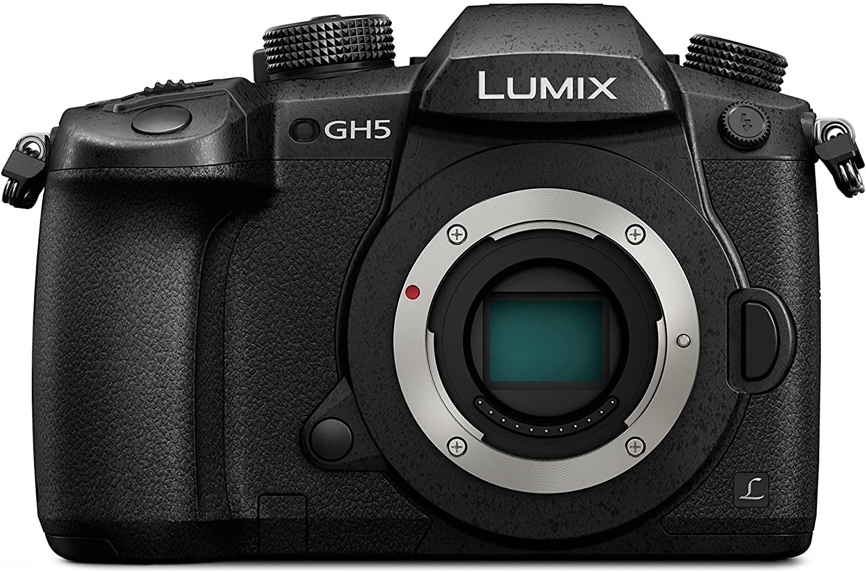 Appareil photo hybride Panasonic Lumix DMC-GH5 - Boitier Nu (Livraison comprise) depuis uk