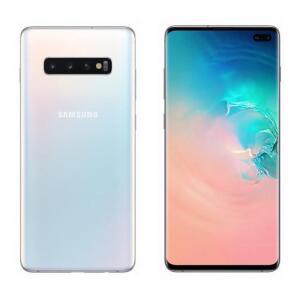 "[Clients Sosh ou Orange] Smartphone 6.4"" Samsung Galaxy S10+ Plus - 512 Go (Reconditionné - Comme neuf)"
