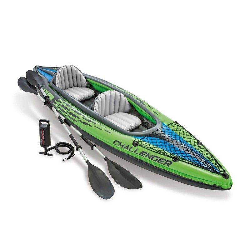 Kayak intex challenger 2 places - Seine-et-Marne (77)