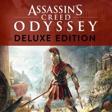 Jeu Assassin's Creed Odyssey Deluxe Edition sur PS4 (Dématérialisé - Store US)