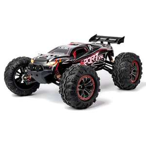 Voiture radio commandée XLF X03 1/10 4WD - Brushless RTR
