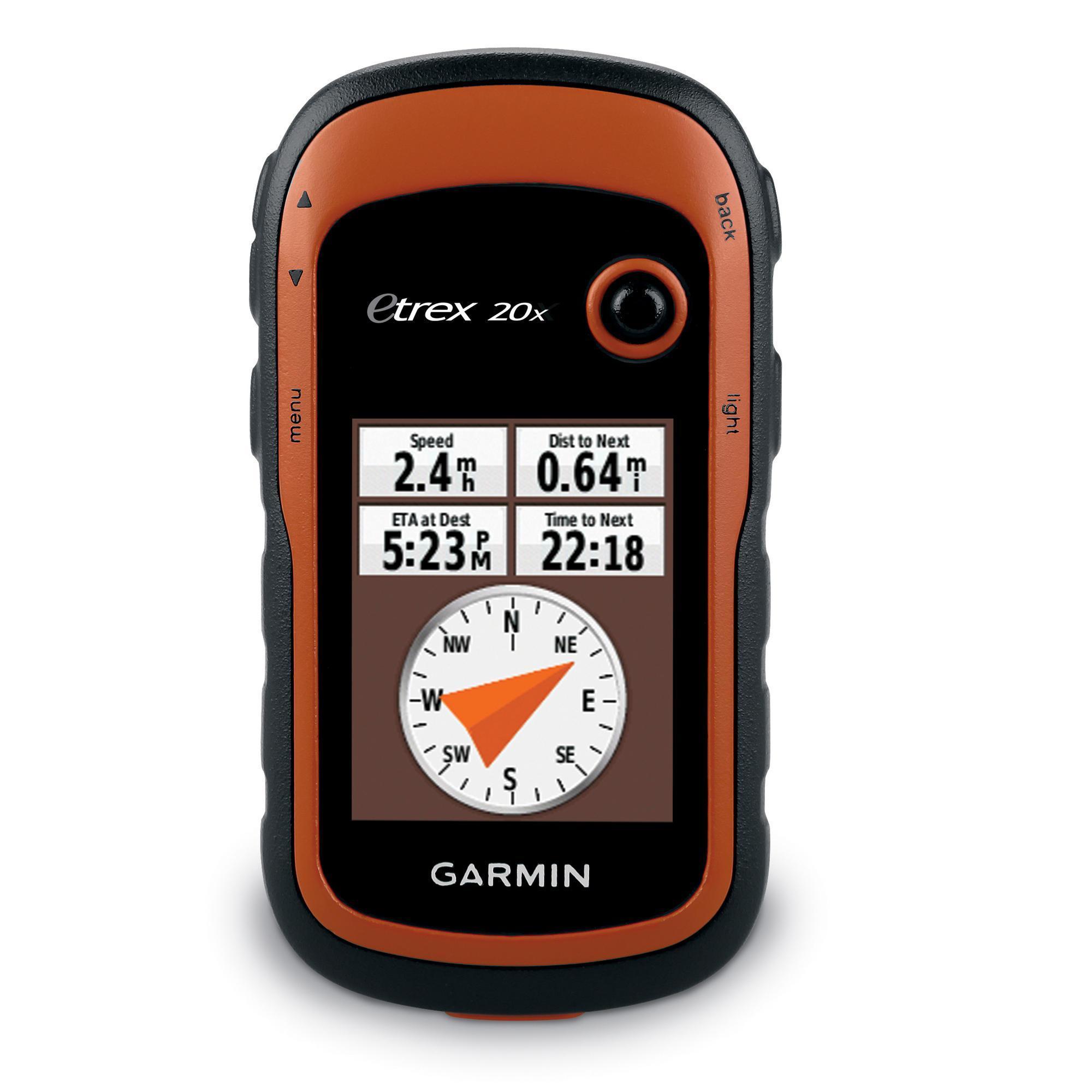 GPS de randonnée Etrex 20X
