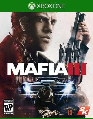 Mafia III : Definitive Edition sur Xbox One (Jeu + Season Pass)