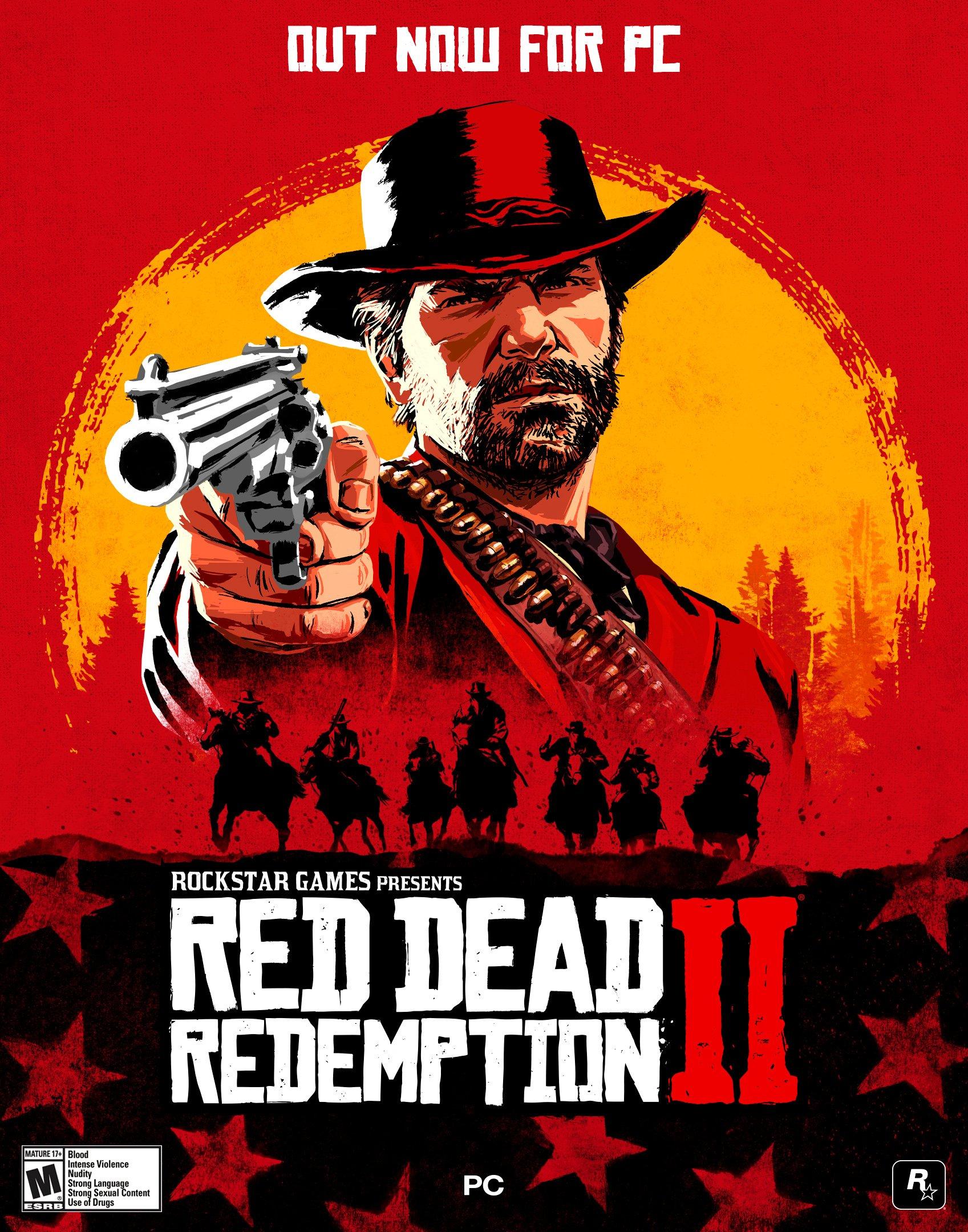 Jeu Red Dead Redemption 2 sur PC