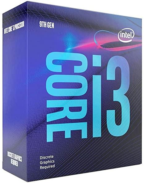 Processeur Intel Core i3-9100F
