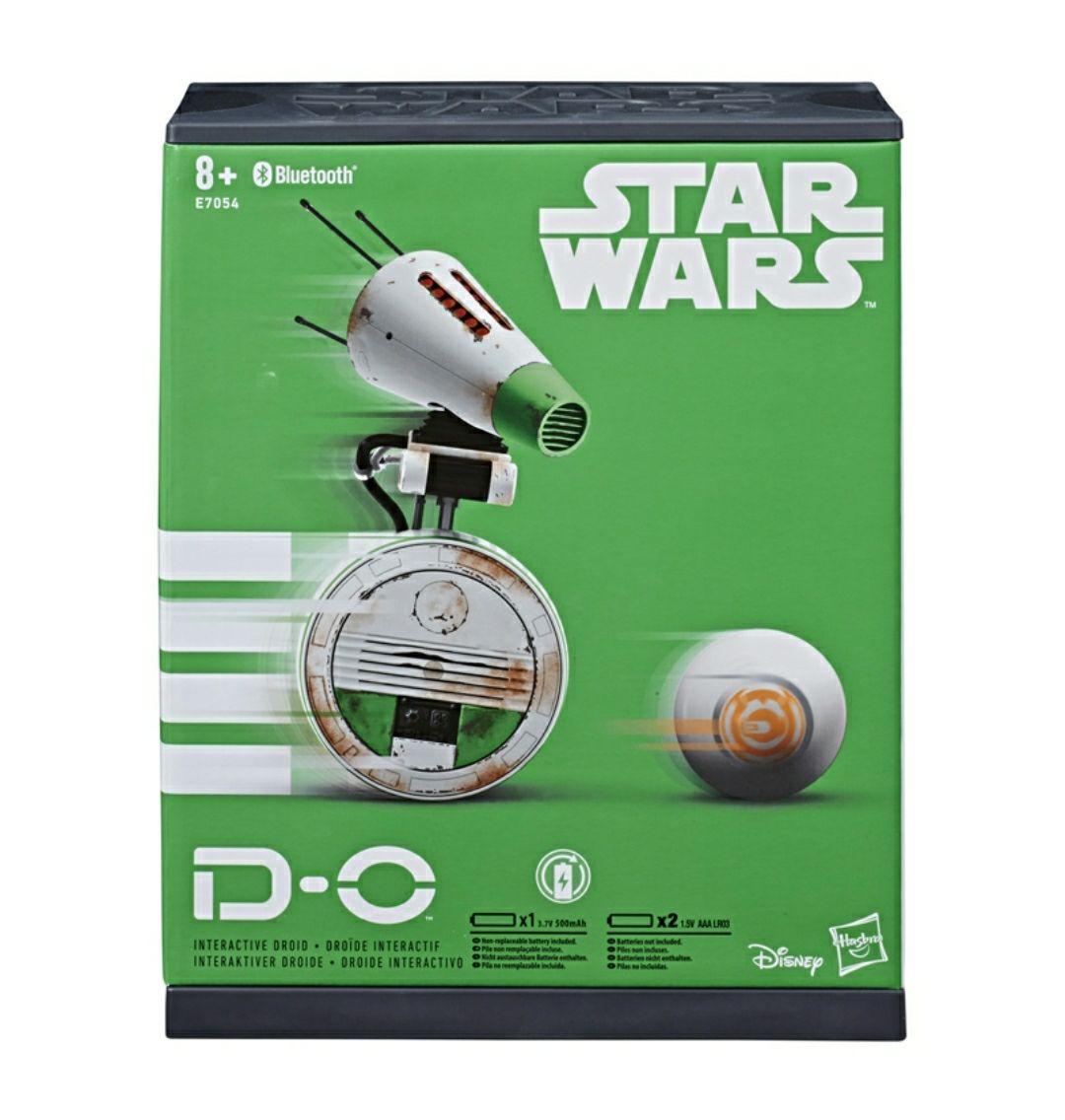 Jouet D-O droïde intéractif Star Wars