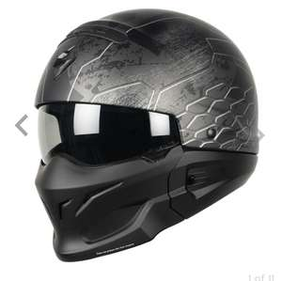 Casque Moto Scorpion EXO-Ccmbat Ratnik - Tailles au choix