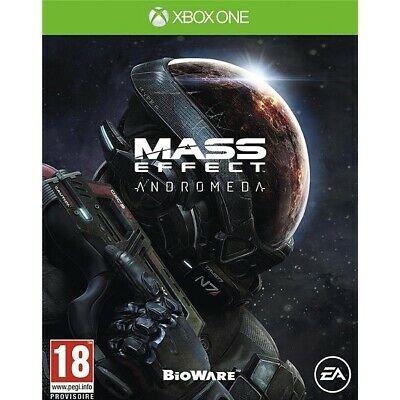 Jeu Mass Effect Andromeda sur Xbox One