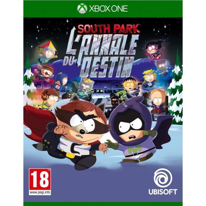 South Park : L'annale du Destin sur Xbox One (Vendeur Tiers)