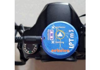 Cellule de détection de foudre pour appareil photo numérique Nebuleo LPTM3