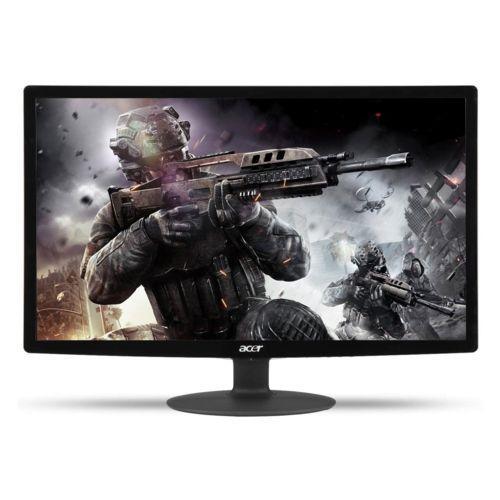 "Ecran PC 24"" Acer S240HLbid - DVI, HDMI, 5 ms"