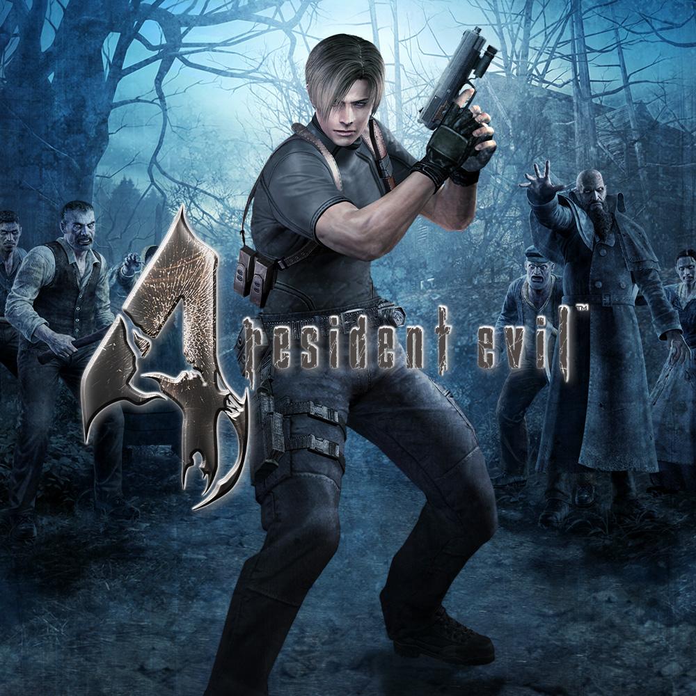 Resident Evil 4 sur Nintendo Switch (Dématérialisé - eShop Russie)