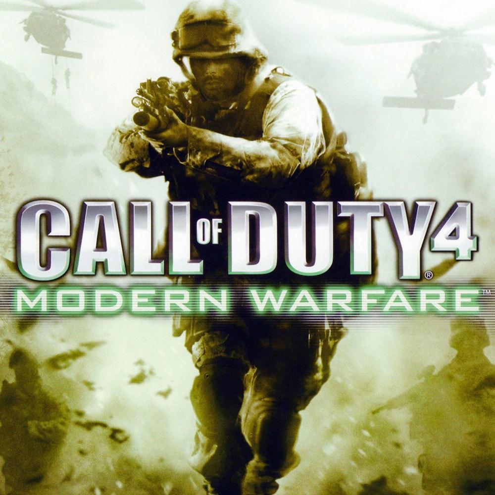 Jeu Call of Duty 4 Modern Warfare sur PC (Dématérialisé, Steam)