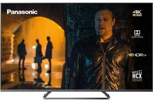 "TV LED 58"" Panasonic TX-58GX810 - 4K UHD, HDR 10+, Dolby Vision & Atmos, Smart TV"